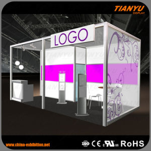 Aluminum Profile Booth Design for Exhibit Events pictures & photos
