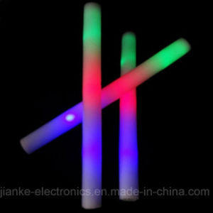Hot LED Foam Promotional Stick with Logo Print (4016) pictures & photos
