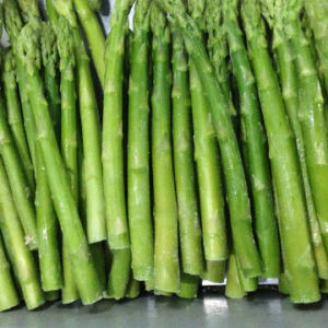 2016 New Crop Frozen Vegetables, IQF Asparagus