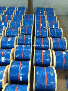 Steel Wire Rope, Galvanized Steel Wire Rope 7*7 pictures & photos