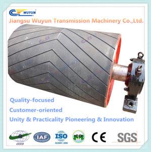 Conveyor Steel Driving Pulley, Bulk Handing Carrying Conveyor Belt Roller pictures & photos