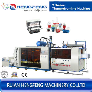 Automatic Thermoforming Machine for Making Cup pictures & photos