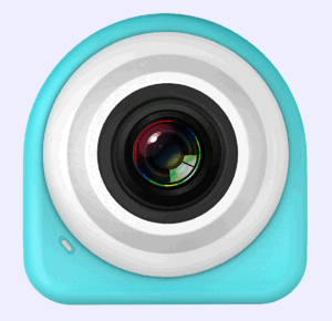Christmas Hot Sales 20MP 1080P WiFi Selfie Camera