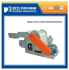 Model Bfs-22 Foam Crushing Machine pictures & photos