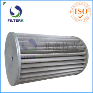 Stainless Steel Mesh Natural Gas Filter Cartridge pictures & photos