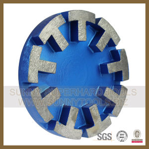 Diamond Satellite Grinding Wheel for Granite Slabs Polishing/Abrasive Tool pictures & photos
