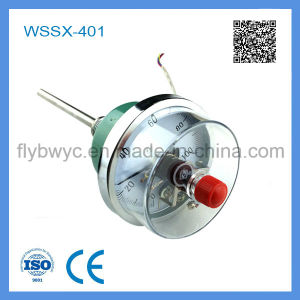 Wssx-401 Electric Contact Bimetal Thermometer pictures & photos