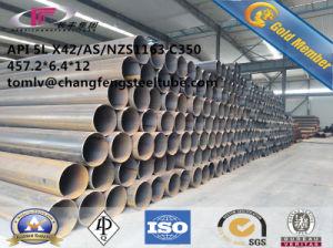 BS EN10219 S355JR /API 5L/ASTM A500 Welded Carbon Steel Pipe pictures & photos