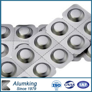8011 Aluminium Blister Foil for Pharmaceutical Packaging pictures & photos