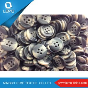 Hot Selling Polyester Resin Button for Shirt pictures & photos