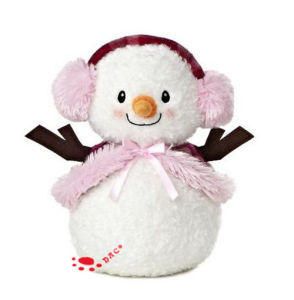 Plush Holiday Snowlaby Toy pictures & photos
