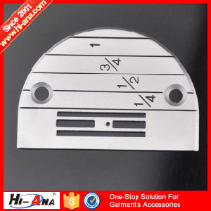 Top Quality Control Hot Selling Sewing Machine Needle Plate pictures & photos