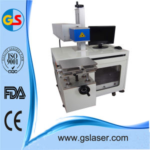 Long Working Life Time CO2 Laser Marking Machine Gsr50W pictures & photos