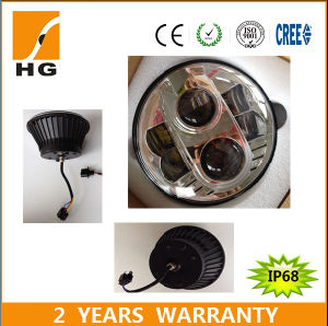 7inch 48W/30W CREE LED High Low Headlight pictures & photos