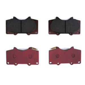 Brake Pad for Toyota Land Cruiser Trj120 2trfe 04465-35290 Parts