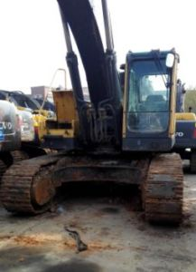 Used Chine Made Mini Crawler Excavator for Sale Ec700cl with Volvo D16e Eae3 Engine pictures & photos