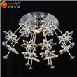 High Quality LED Ceiling Lamp Chandelier Ceiling Light Om66130-8+4 pictures & photos