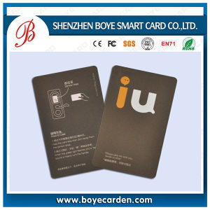 Passive Hotel RFID Key Card for Access Control pictures & photos