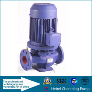Customized Single-Stage Supply Discharge Vertical Transfer Pump pictures & photos