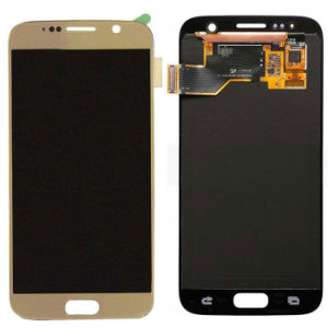 LCD Display Touch Screen Digitizer Replacement for Samsung Galaxy S7 pictures & photos