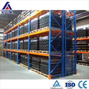Multi-Level Heavy Duty Warehouse Rack for Storage Cage pictures & photos