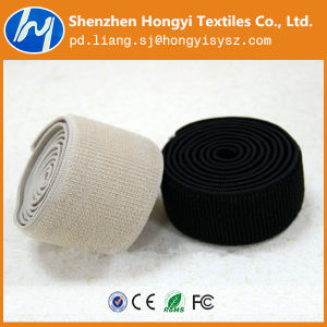 Customized Eco-Friendly Velcro Elastic Natural Rubber Band pictures & photos