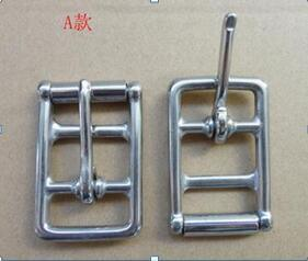 Zinc Alloy Nickel or Chrome Plated Belt Metal Buckles pictures & photos