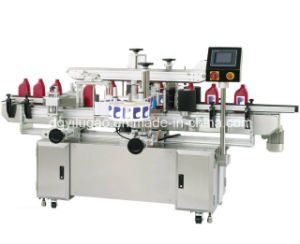 Two Sided Pressure Sensitive Bottle Labeling Machine pictures & photos