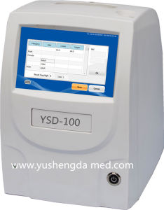 Portable Multi-Parameter Ce Qualified Medical Equipment Chemistry Analyzer pictures & photos