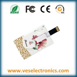 Christmas Gift Credit Card USB Pen Drive pictures & photos