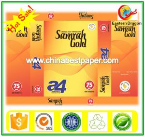 ISO 92% 75g Photocopy Paper/Office paper/A4 paper pictures & photos