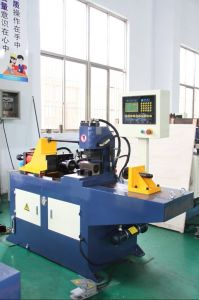 Pipe End Forming Machine for Contracting and Expanding