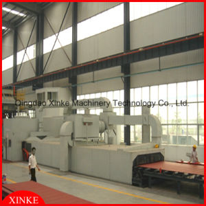 High Quality Structual Steel/Plate Pass-Though Shot Blasting Machine pictures & photos