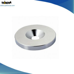 Wholesale High Quality Permanent Neodymium Magnets with Inner Holes