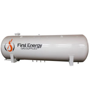 Top Safety 50cbm Liquid Ammonia Tank Gas Cylinder pictures & photos