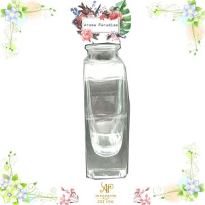 100ml Clear Fragrance Reed Diffuser Glass Bottle, Essential Oil Glassware, Aroma Perfume Glass Jar pictures & photos
