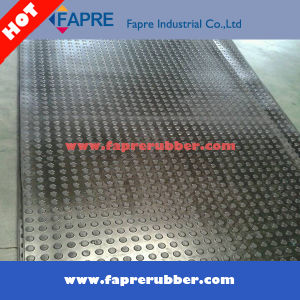 Truck Waterproof Accessiories Rubber/ Round Stud Coin Pattern Mat /Matting pictures & photos
