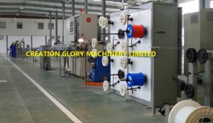 Advanced Technology High Production Capacity Drop Cable Making Machine pictures & photos