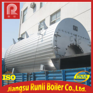 Gas and Diesel Oil Fired Steam Boiler Hot Water Boiler for Industial Field pictures & photos