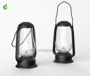 Durable Small Lantern Blowing Control Outdoor Lamp LED Rechargeable Light From China Supplier pictures & photos