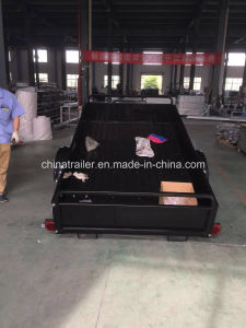 Powder Coated Utility Trailer pictures & photos