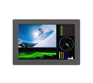 "7"" New Full HD Camera-Top LCD Monitor with Sdi, HDMI pictures & photos"