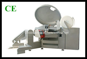 High-Speed Vacuum Meat Sausage Bowl Cutter Bowl Chopper pictures & photos