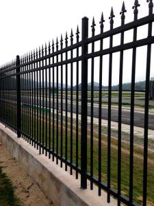 Galvanized Steel Walkway Outdoor Railing pictures & photos