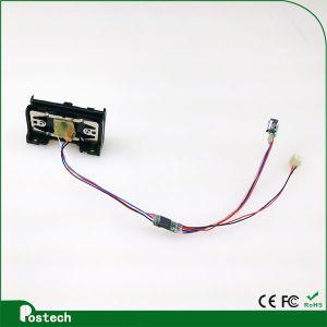 Msr009 Msrv008 Msrv007 3mm 2tracks 3tracks 1 Track Magnetic Card Reader pictures & photos