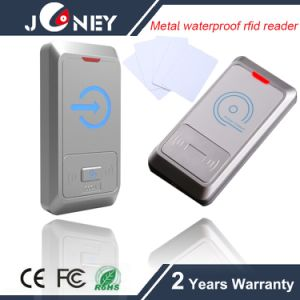 3 Cm to 10 Cm Proximity RFID Card Reader with Waterproof Metal Casing pictures & photos