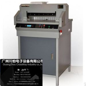 Automatic CNC Cutter Paper Guillotine 4606r pictures & photos