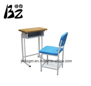 Green Double High School Furniture (BZ-0150) pictures & photos