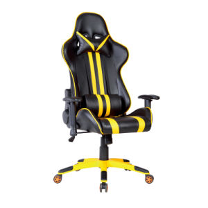 Commercial Ergonomic Leather Padded Swivel Office Racing Chair (FS-RC007) pictures & photos