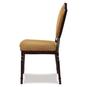 Hot Sale Restaurant Comfortable Aluminum Banquet Chair pictures & photos